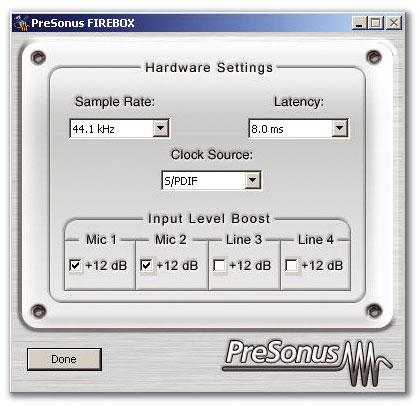 Presonus Firepod Driver Windows 7